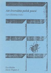 Att översätta pols poesi