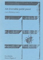 Att översätta polsk poesi